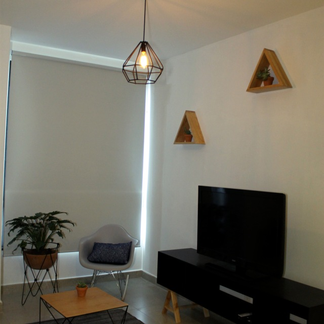 AIRBNB TV ROOM