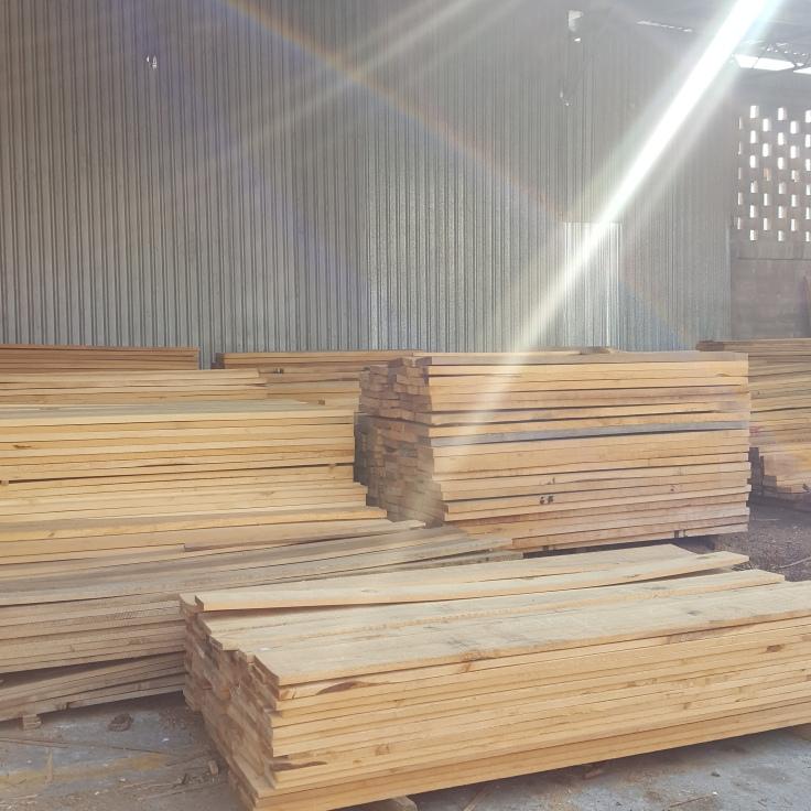 Las tablas de pino